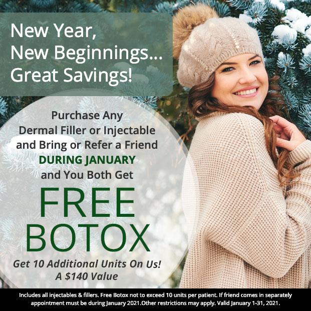 Free Botox Promo