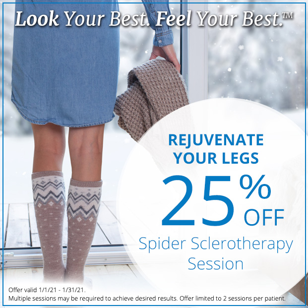 Spider Sclerotherapy Special