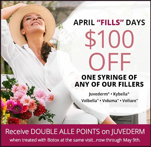 April Promotion $100 Off